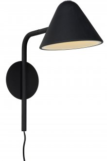 Devon vägglampa LED