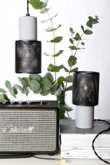 Bordslampa Rumble