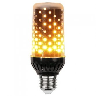 E27 LED T45 Flamlampa