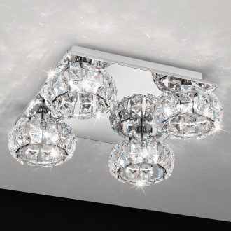 Corliano plafond LED