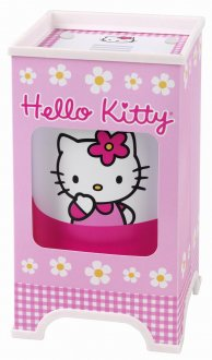Hello kitty bordlampa