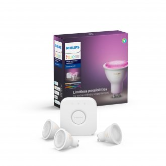 Philips HueWCA 6W GU10 3set