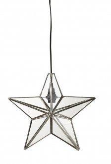 Factory star silver 32cm