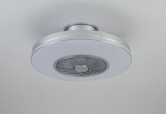 Ventilator With Light LED