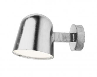 Convex vägglampa LED