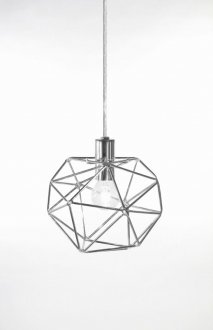 Diamond fönsterlampa