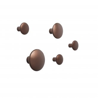 Dots metall 5-pack