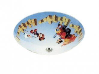 Toon Town plafond