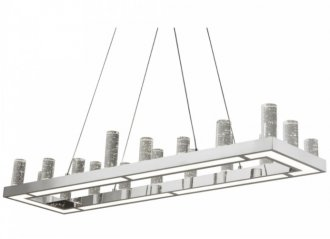 Rectangle taklampa LED