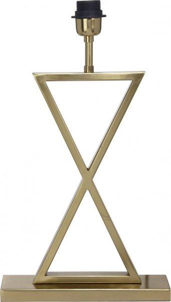 Kross Lampfot Mässing 49cm (Mässing/guld)