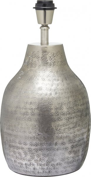 Humphrey Lampfot Silver 52cm (Silver)