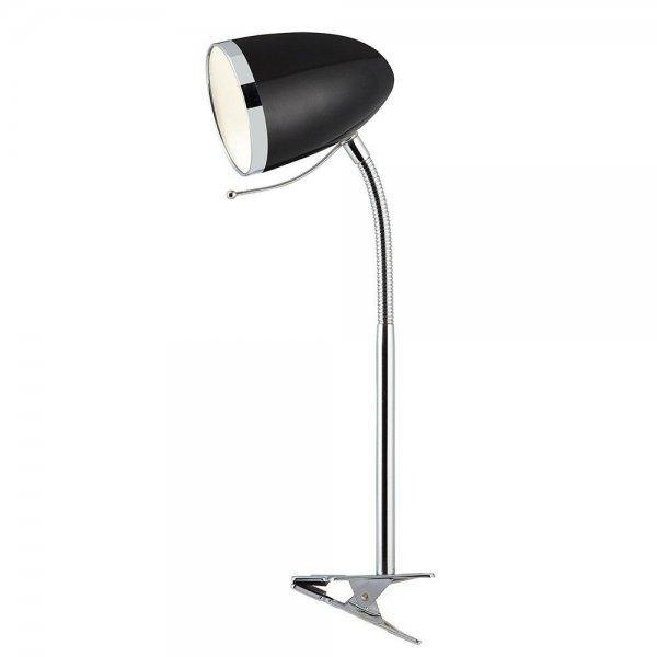 Desk partners klämlampa (Svart)