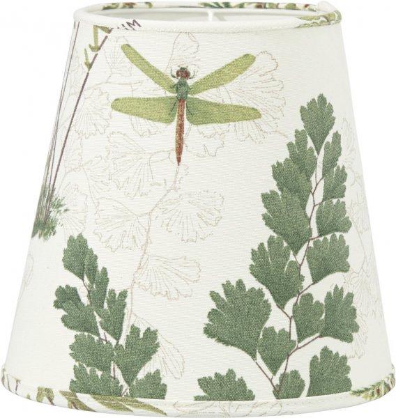 Cia Toppringskärm Flora 20cm (Grön)