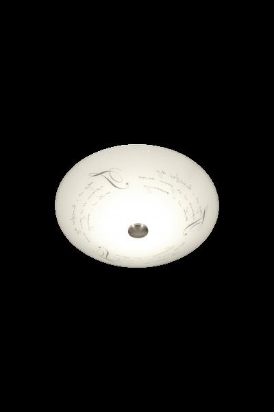 Skrift plafond 50cm (Vit)