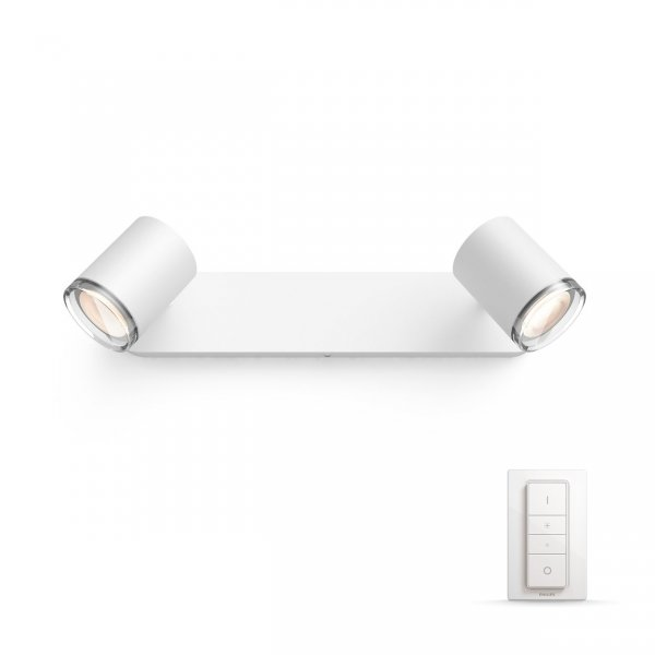 Adore Hue bar/tube white 2x5.5W 230V