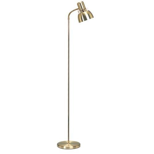 Tellus golvlampa guld - Golvlampor | Lampgallerian.se
