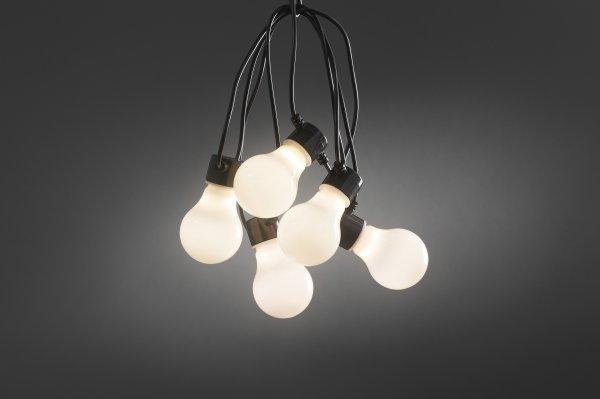Ljusslinga E27 10 LED (Vit) thumbnail
