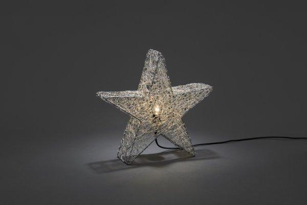 Stjärna metall (Silver)