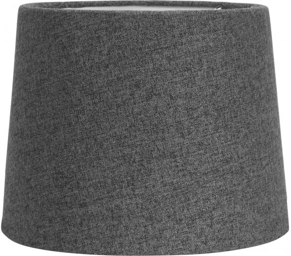 Sofia Lampskärm mörkgrå Filto 30cm (Grå)
