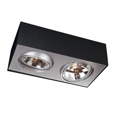 bloq 2 spot spotlights. Black Bedroom Furniture Sets. Home Design Ideas