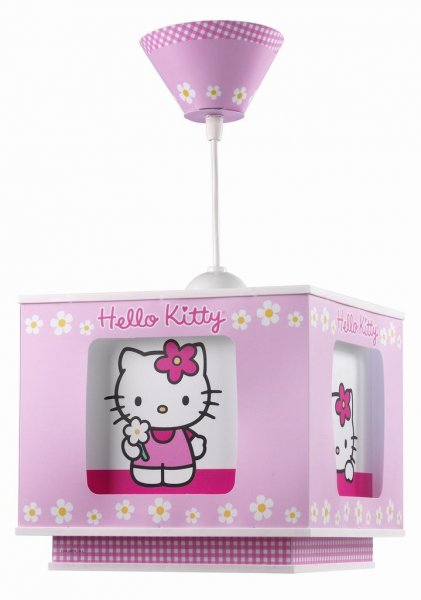 Hello kitty taklampa