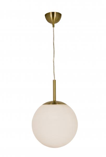 Opal 25cm taklampa