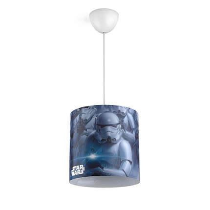 Star Wars taklampa