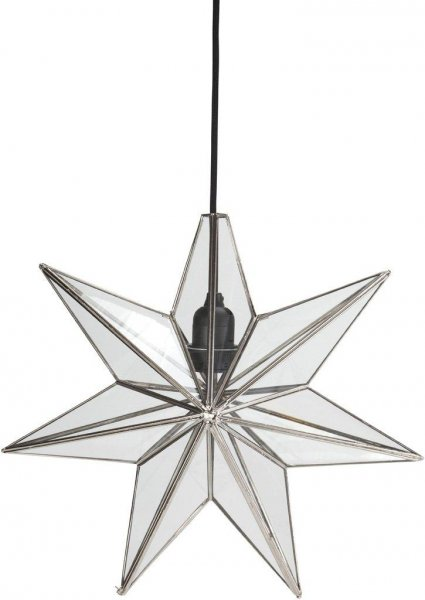 Factory Star Silver 40cm