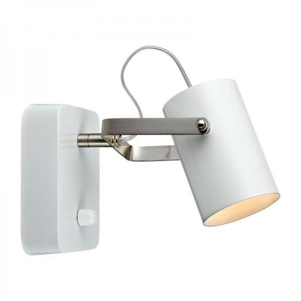 Arkitekt läslampa (Vit)