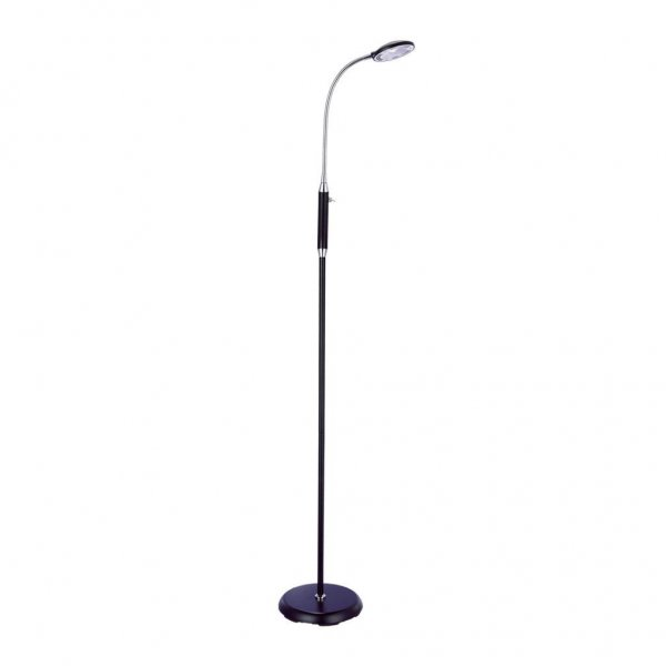 Chicago golvlampa 1arm LED