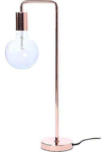 Cool bordlampa koppar (Koppar)
