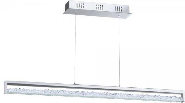 Cardito LED m. dimmer 100cm (Förkromad/blank)