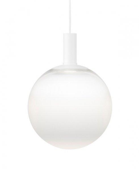Fog pendel 30cm LED (Vit)