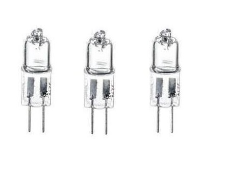 G4 Halogenlampa 3-pack 20W