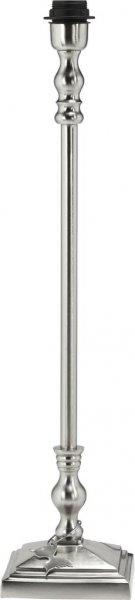 Gynning lampfot 50cm (Förkromad/blank)