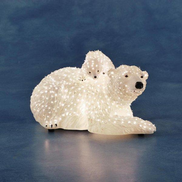 isbjörn led belysning