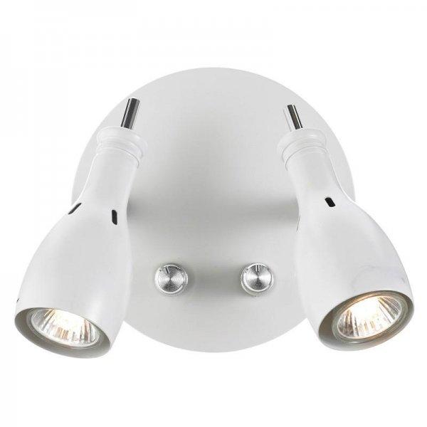 Lammhult vägglampa dubbel Vägglampor Lampgallerian se