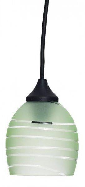 Linjär fönsterlampa (Grön)
