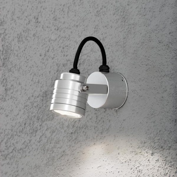 Monza riktbar LED (Aluminium)