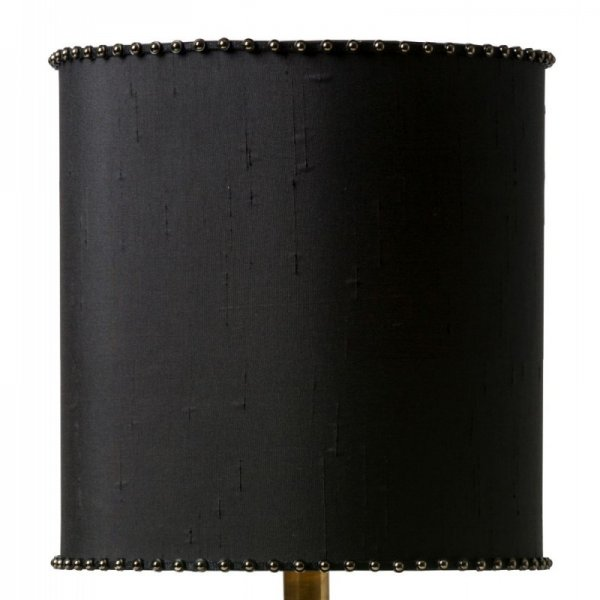 Nina lampskärm 19cm (Svart)