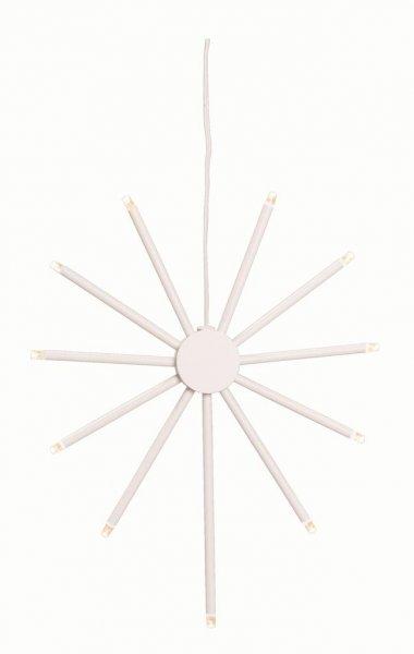 Strix stjärna 11L vit LED
