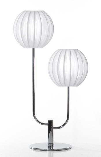 Bordslampa Plastband Duo