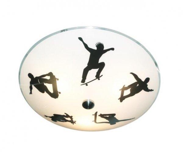 Skate plafond (Vit)