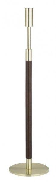 Solid lampfot brun (Beige/brun)