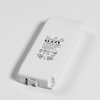Elektronisk trafo 105W (20-105W, Vit)