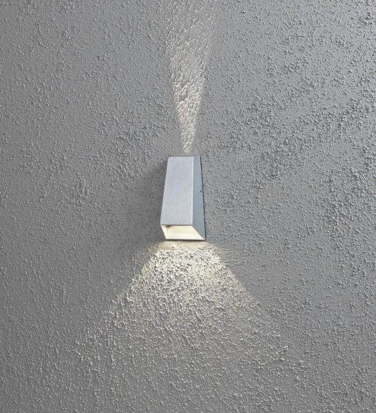 Imola fasadbelysning (Silver)