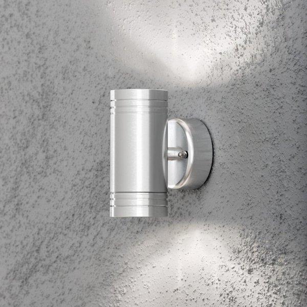 Monza fasadbelysning LED (Aluminium)
