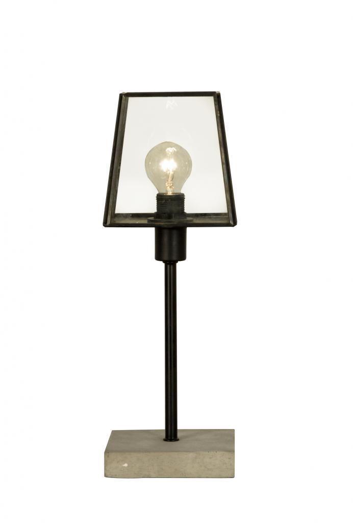 Diplomat bordlampa (Svart)