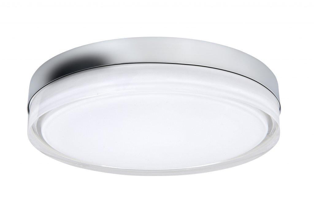Disc plafond 28cm LED (Svart)
