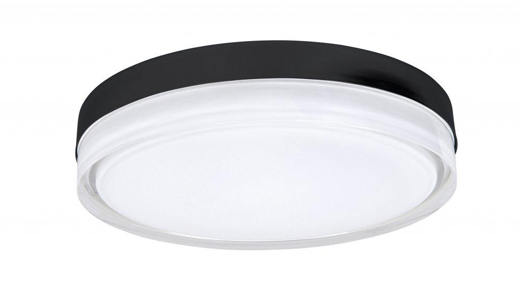 Disc plafond 35cm LED (Silver)